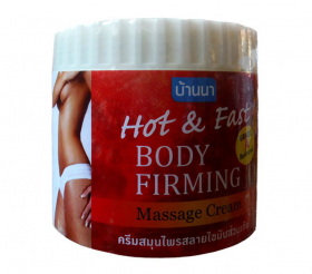 Антицеллюлитный Крем Banna Hot And Fast Body Firming Massage Cream (500 Мл)